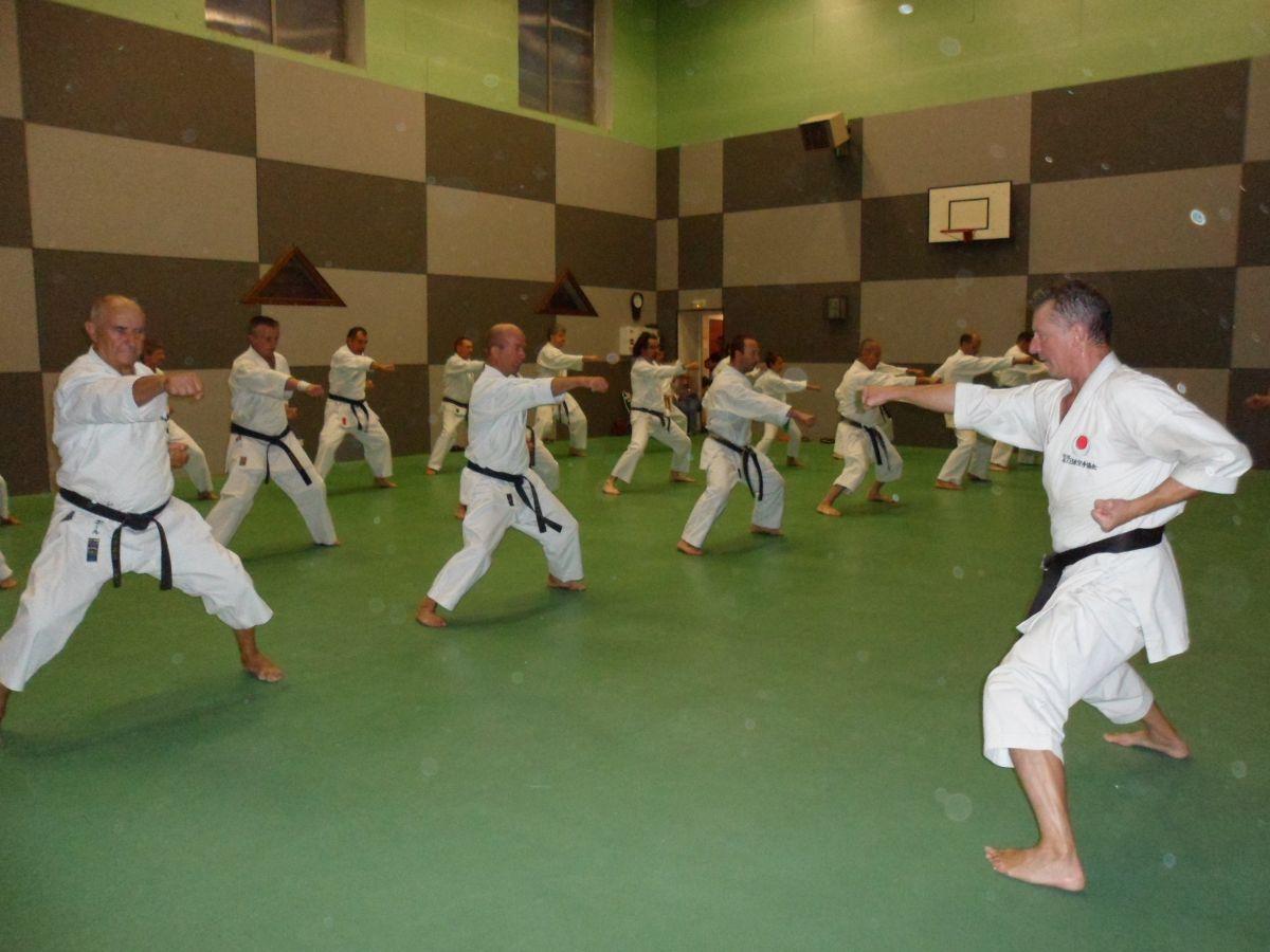 Le shoto karate club re oit le pdt d 39 honneur de france jka shoto karate club - Cours de cuisine norbert ...